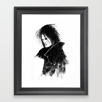 Lord of Dreams Framed Art Print
