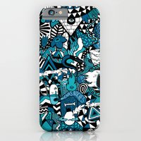 iPhone & iPod Case featuring Buenas Noches by Vanessa Teodoro