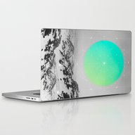 Middle Of Nowhere II Laptop & iPad Skin