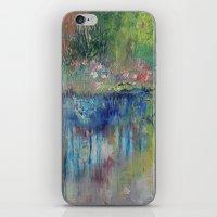 Willows iPhone & iPod Skin
