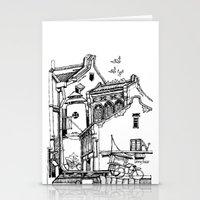 Penang, Malaysia (I) Stationery Cards