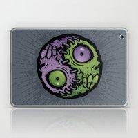 Zombie Yin-Yang Laptop & iPad Skin