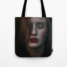 Dark freckle Tote Bag