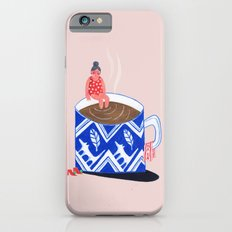 Morning Coffee swim Slim Case iPhone 6s