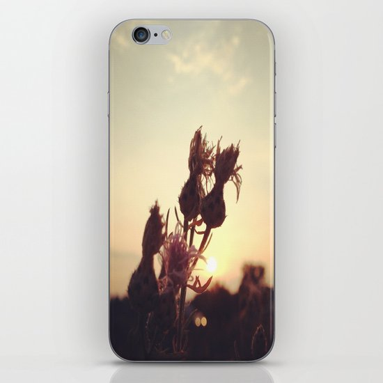 Rise to the Day iPhone & iPod Skin