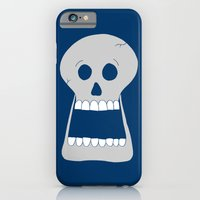 Halloween Skull iPhone 6 Slim Case