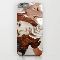 Autumn Fox iPhone 6 Slim Case