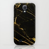 Samsung Galaxy S4 Case featuring Black Beauty V2 #society6 #decor #buyart by 83 Oranges™