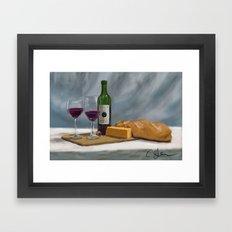 Refreshment DP151104-14 Framed Art Print