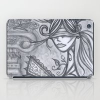 Blind Sensibility (Sketch) iPad Case