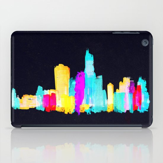 Colour City iPad Case