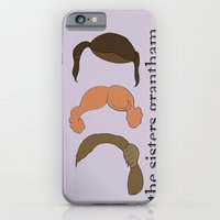 The Sisters Grantham: Downton Abbey iPhone 6 Slim Case