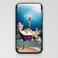 Thetis iPhone & iPod Skin