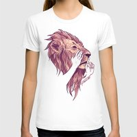 Daniel Womens Fitted Tee White SMALL