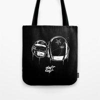 Daft Cult! Tote Bag