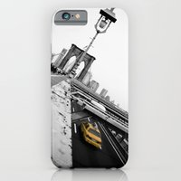 iPhone & iPod Case featuring Brooklyn Bridge #1 by sissidesign