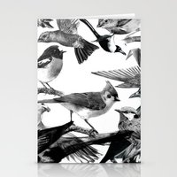 A Volery Of Birds Stationery Cards