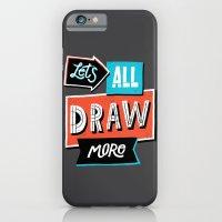 Draw, More iPhone 6 Slim Case