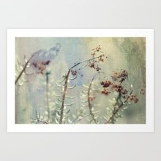 botanical dream Art Print