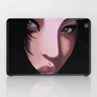 Black Geisha  iPad Case