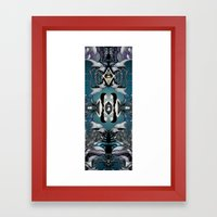 More Fame than the Sun and Moon Framed Art Print