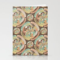 Complex Geometric Patter… Stationery Cards