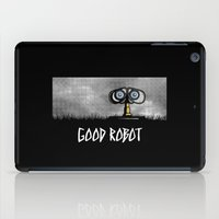 Good Robot iPad Case