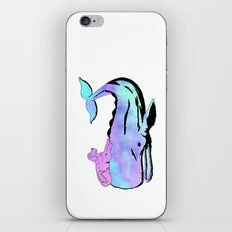 Oh, Whale! iPhone & iPod Skin