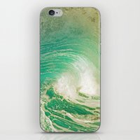 WAVE JOY iPhone & iPod Skin