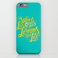 When Life Gives You Lemons... iPhone 6 Slim Case