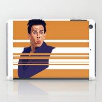 Derek Zoolander iPad Case