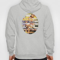 Glitch Pin-Up Redux: Isa… Hoody