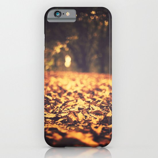 Fall (Nature Vintage and Retro Photography)  iPhone & iPod Case