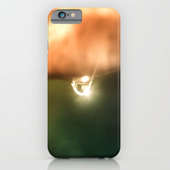 Just a drop of water in an endless sea iPhone & iPod Case