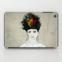 iPad Case featuring I'm not what you see by gwenola de muralt