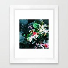 Palette No. Sixteen Framed Art Print
