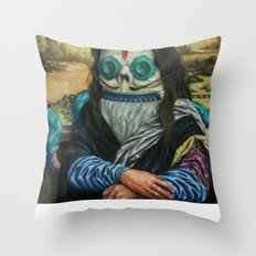 Cavaleralisa Throw Pillow