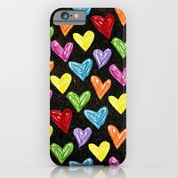 Midnight Love iPhone 6 Slim Case