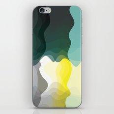 Green Lava iPhone & iPod Skin