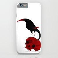 Bird and Skull iPhone 6 Slim Case