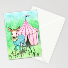 Escape the Big Top Stationery Cards