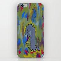Whaley iPhone & iPod Skin