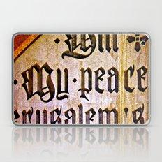 My Peace Laptop & iPad Skin