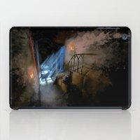 Castlevania: Vampire Variations- Hall iPad Case