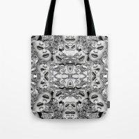 Madonnaguar Print Tote Bag