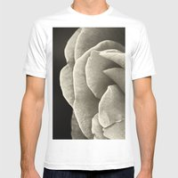 Delicatesse Mens Fitted Tee White SMALL