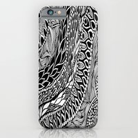 iPhone Cases featuring Willaraway by Jennifer Broderick