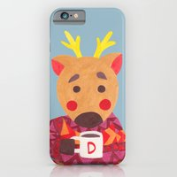 Winter Season is Coming (Deer Edition) iPhone 6 Slim Case