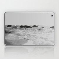 Greek Seascape - Black A… Laptop & iPad Skin