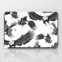 Eagles Pattern iPad Case